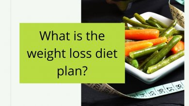 Photo of What is the weight loss diet plan?