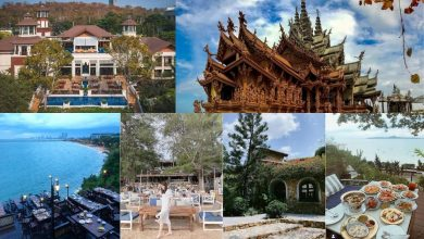 Photo of 10 must-visit places to visit in Pattaya