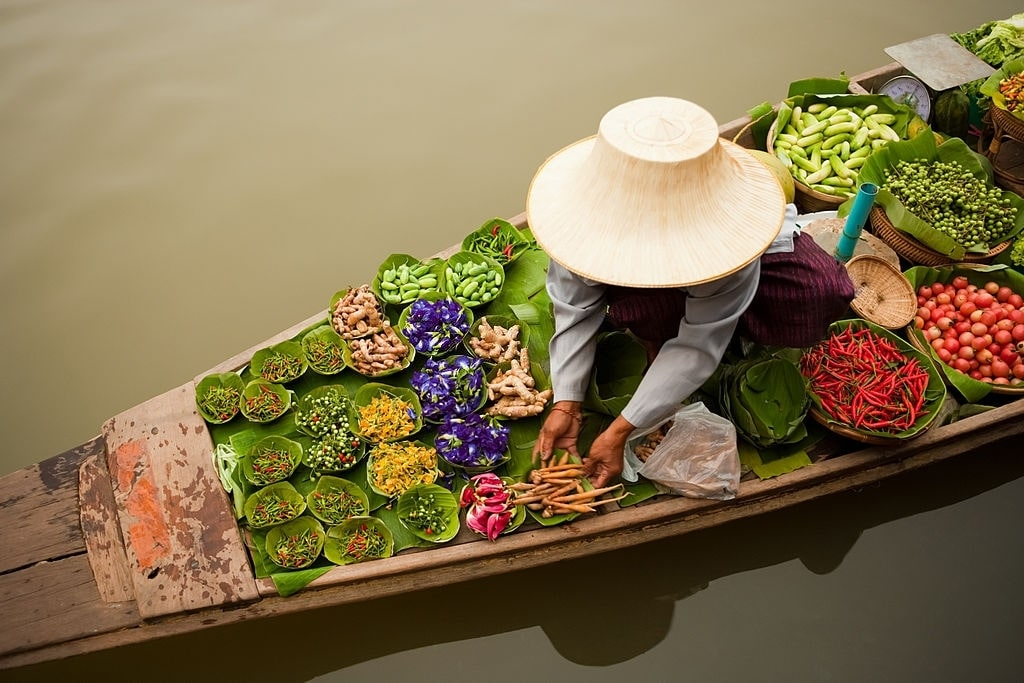 Sifang Floating Market