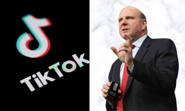 Former Microsoft CEO and largest shareholder Ballmer seeking to acquire TikTok is exciting