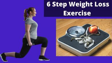 Photo of 6 Step Weight Loss Exercise to Easily