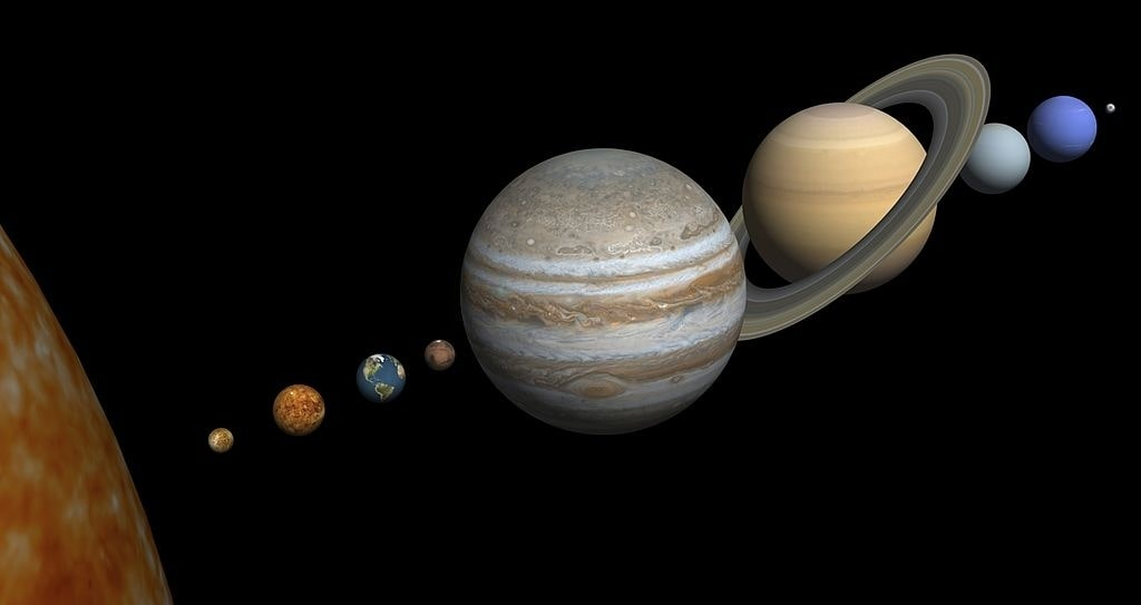 If Jupiter disappears suddenly