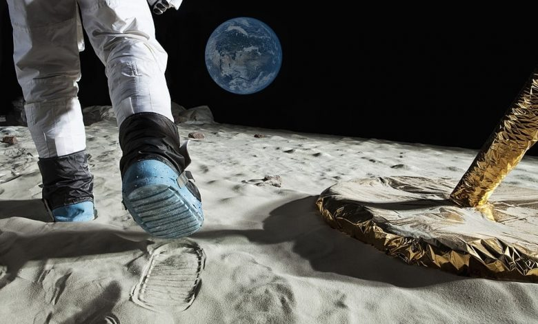 Why can the lunar soil be brought back to the earth, but not Mars Scientist It's about human survival!