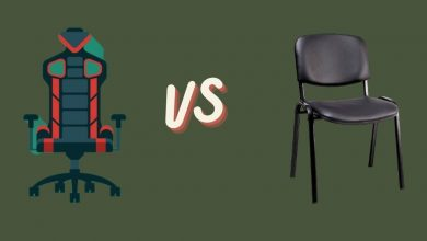 Photo of Difference Between Gaming Chair and Office Chair